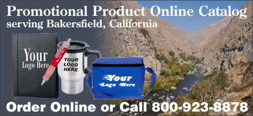 Promotional Products Bakersfield, California